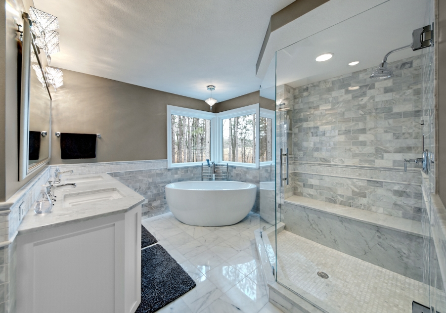 Beautiful Granite Bathroom Top