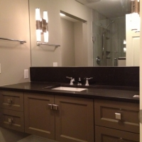 Granite Bathroom Vanity
