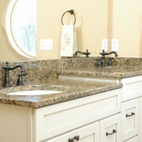 Natural Stone Bathroom Vanity