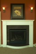 Royal Sable Fireplace Surround