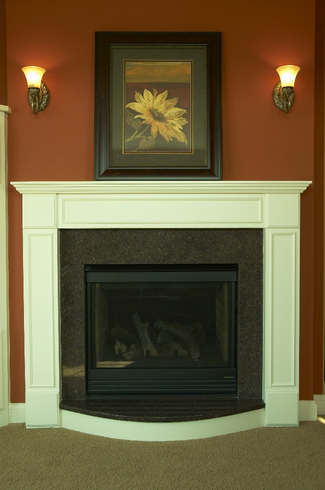 Fireplace Surrounds | Northstar Granite Tops | Twin Cities MN