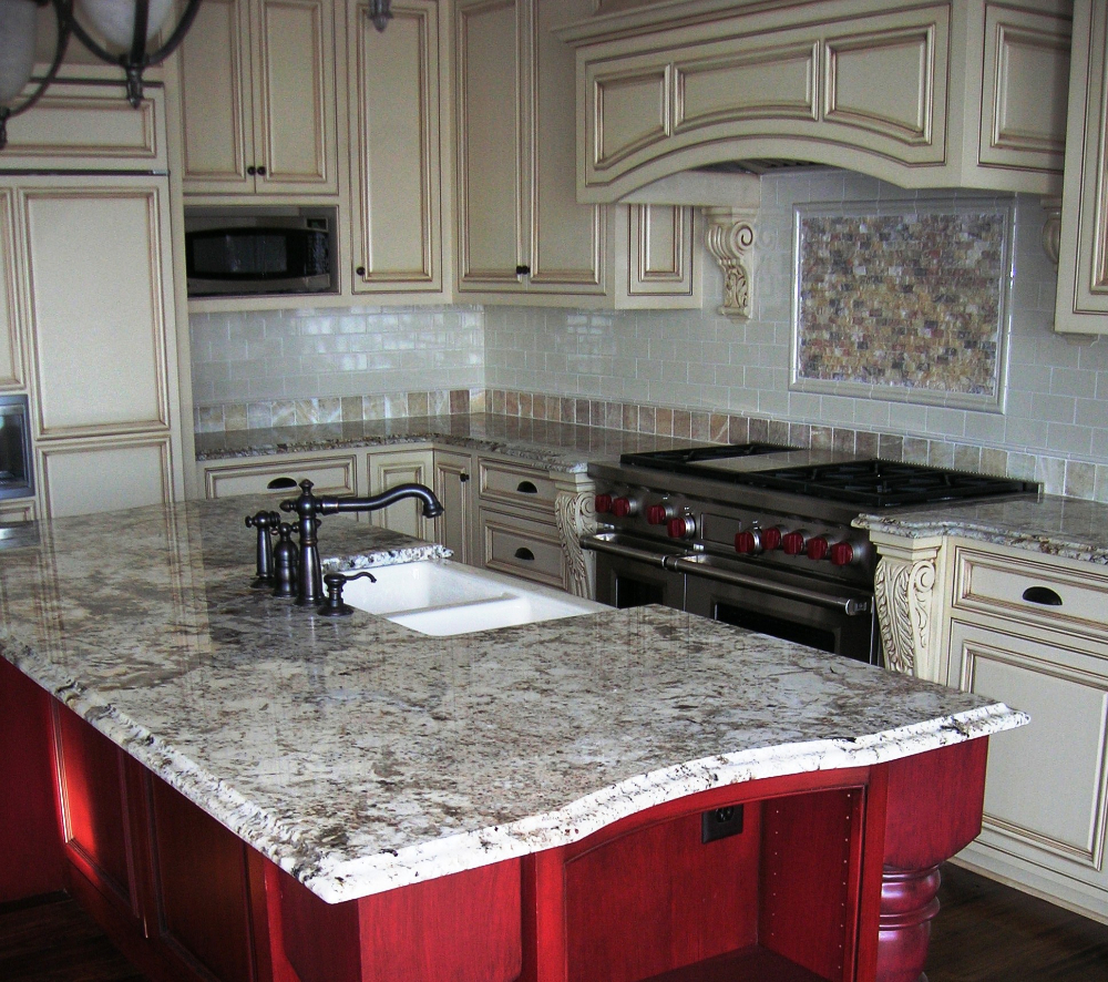 Natural Stone Kitchen Countertops