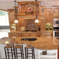 Ivory Coast Kitchen Granite