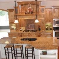 Ivory Coast Kitchen Granite