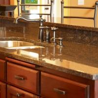 Royal Sable Kitchen Natural Stone Countertop