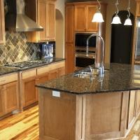 Sapphire Blue Kitchen Countertop