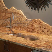 Granite Bar Countertop | Minneapolis & St Paul