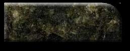 Half Bullnose Edge | Northstar Granite Tops