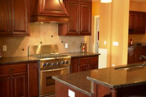 Granite Kitchen Countertops Plymouth