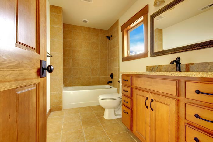 bathroom vanities plymouth
